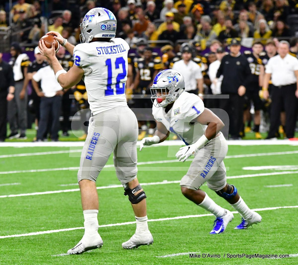 NCAA Football; Appalachian State 43 vs. Middle Tennessee 13 - Photo # (264)