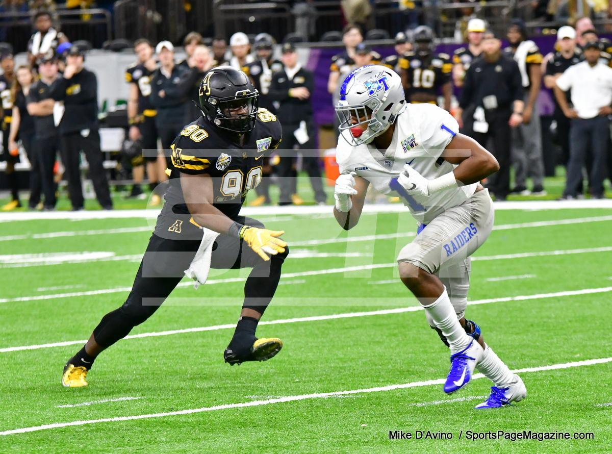 NCAA Football; Appalachian State 43 vs. Middle Tennessee 13 - Photo # (265)