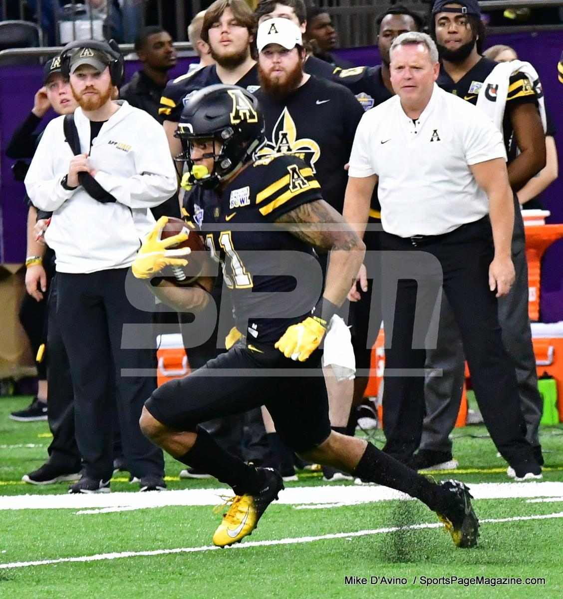 NCAA Football; Appalachian State 43 vs. Middle Tennessee 13 - Photo # (271)