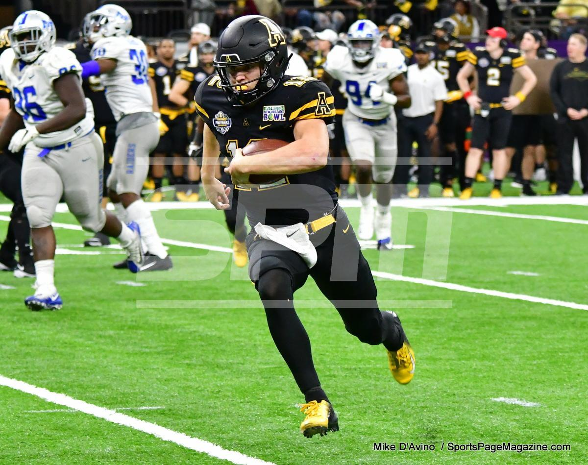 NCAA Football; Appalachian State 43 vs. Middle Tennessee 13 - Photo # (274)