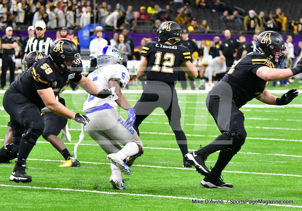 NCAA Football; Appalachian State 43 vs. Middle Tennessee 13 - Photo # (279)