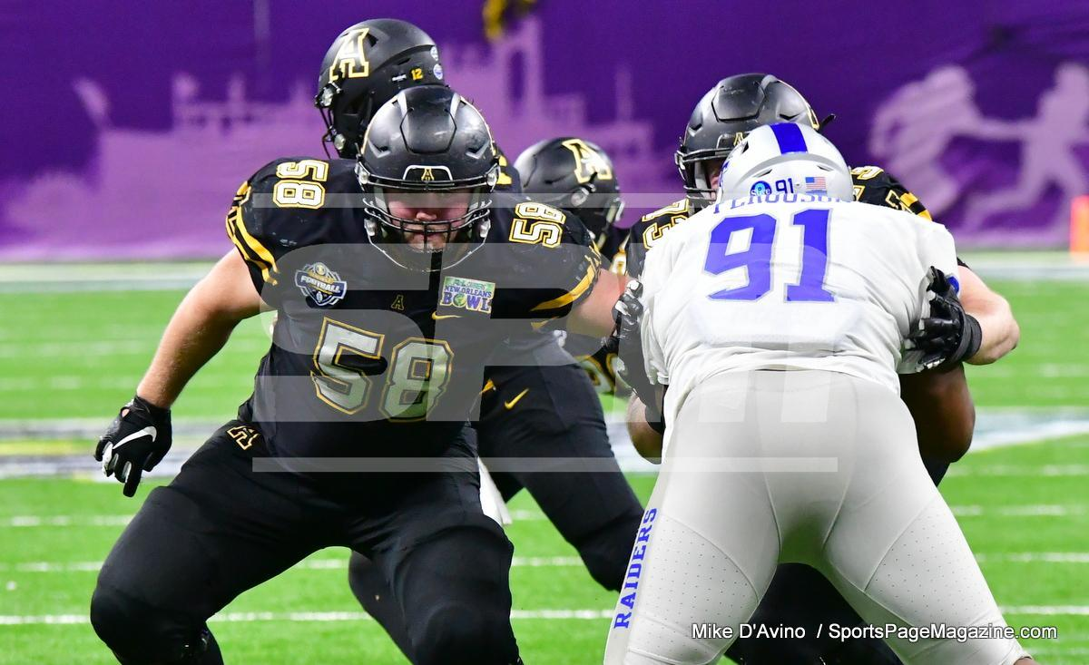 NCAA Football; Appalachian State 43 vs. Middle Tennessee 13 - Photo # (281)