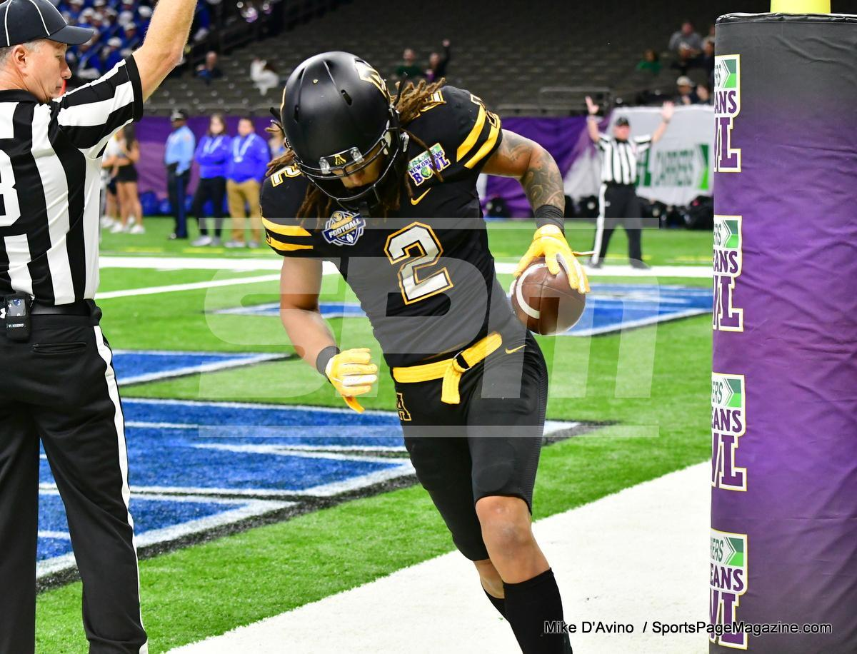NCAA Football; Appalachian State 43 vs. Middle Tennessee 13 - Photo # (288)