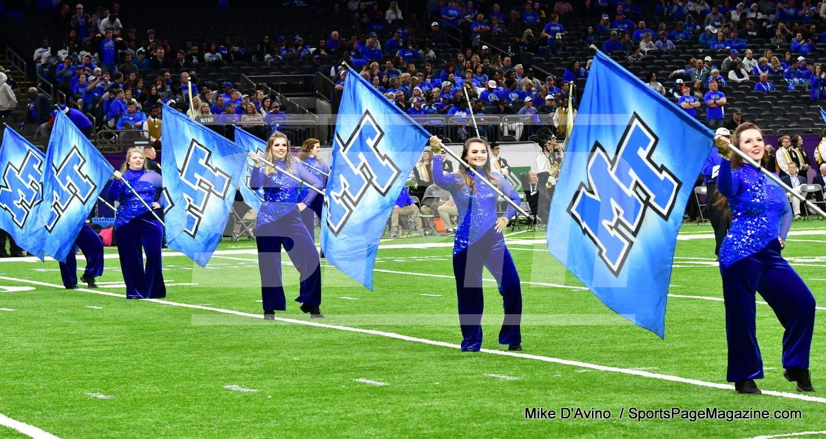 NCAA Football; Appalachian State 43 vs. Middle Tennessee 13 - Photo # (29)