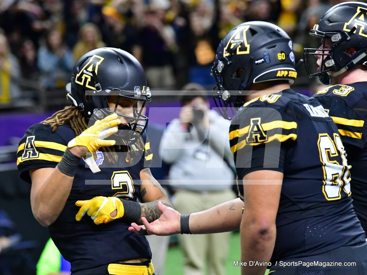 NCAA Football; Appalachian State 43 vs. Middle Tennessee 13 - Photo # (290)