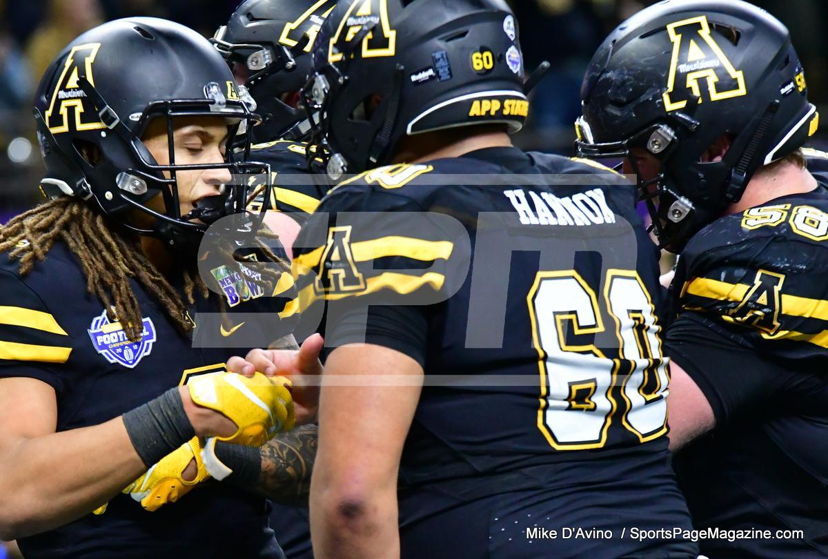 NCAA Football; Appalachian State 43 vs. Middle Tennessee 13 - Photo # (291)