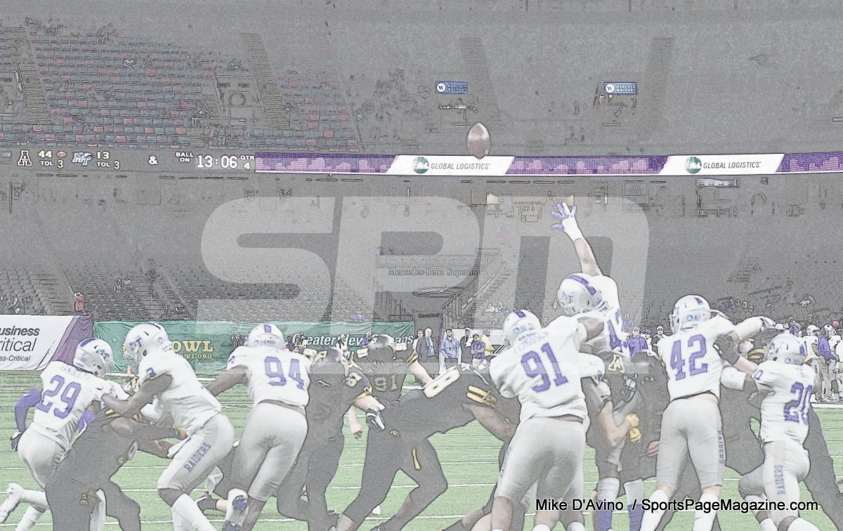 NCAA Football; Appalachian State 43 vs. Middle Tennessee 13 - Photo # (293)