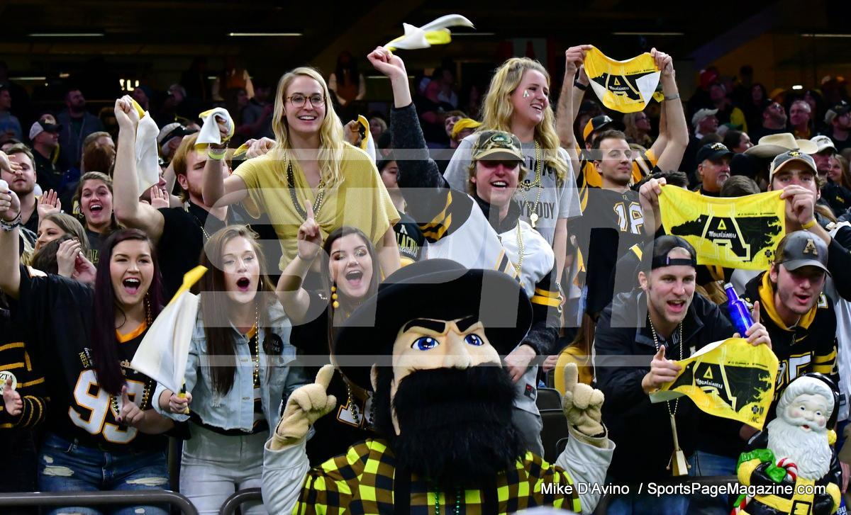 NCAA Football; Appalachian State 43 vs. Middle Tennessee 13 - Photo # (311)