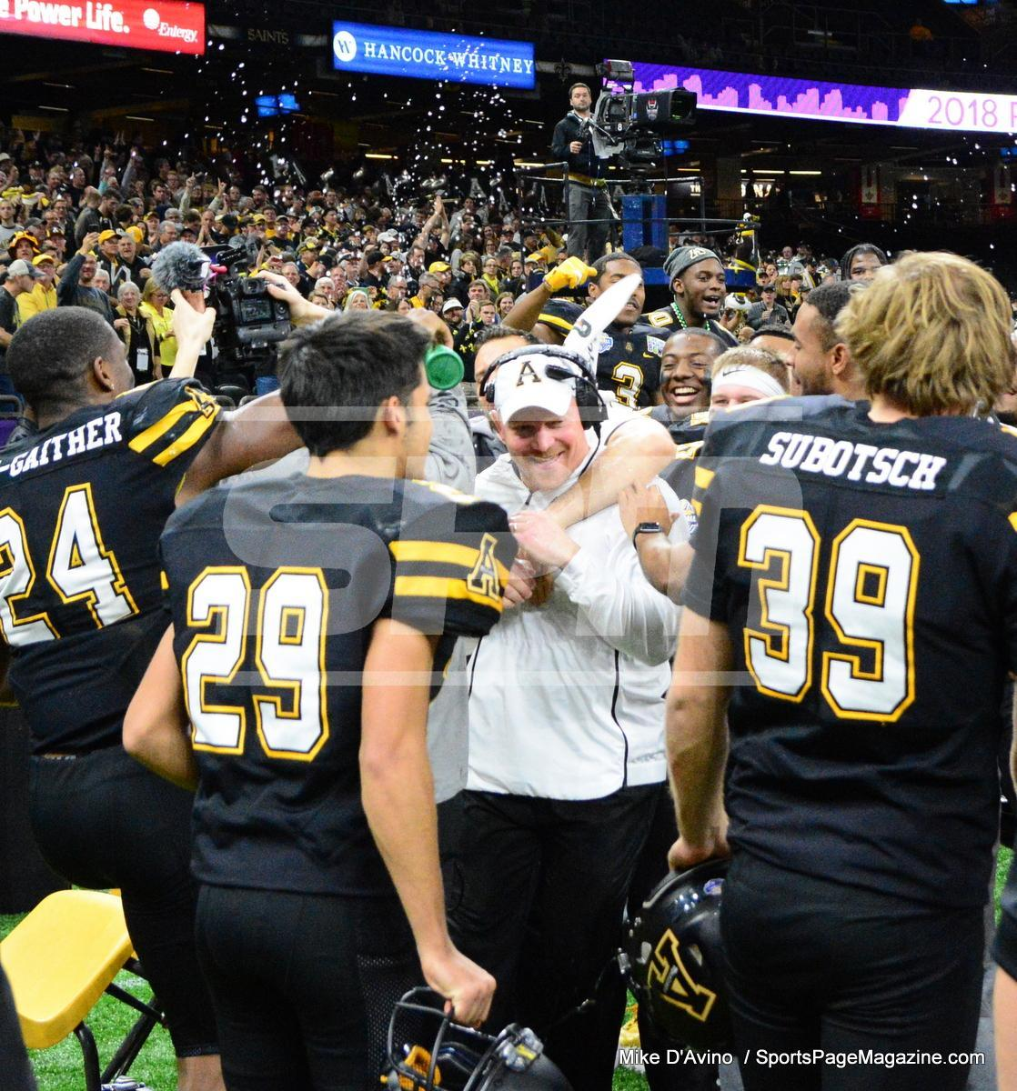 NCAA Football; Appalachian State 43 vs. Middle Tennessee 13 - Photo # (317)