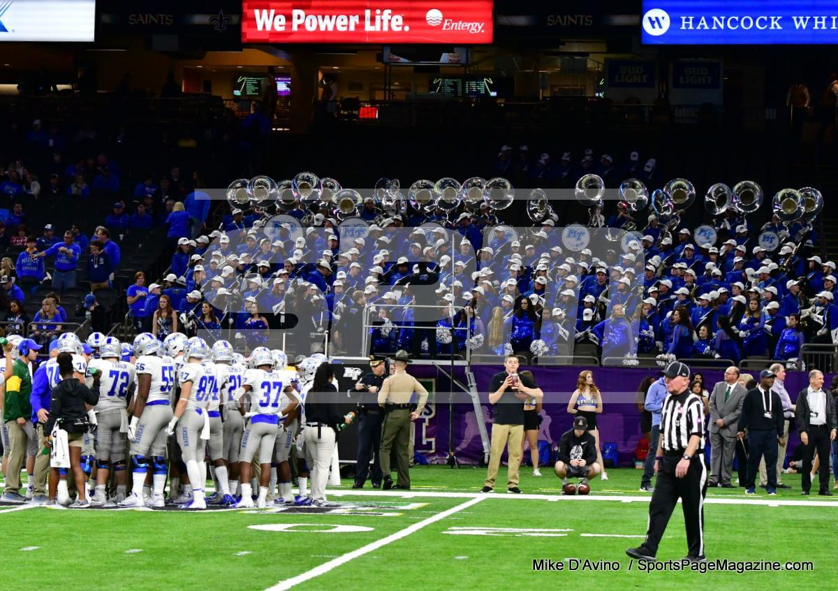 NCAA Football; Appalachian State 43 vs. Middle Tennessee 13 - Photo # (329)