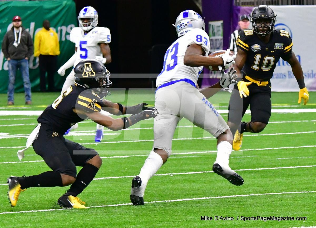 NCAA Football; Appalachian State 43 vs. Middle Tennessee 13 - Photo # (337)