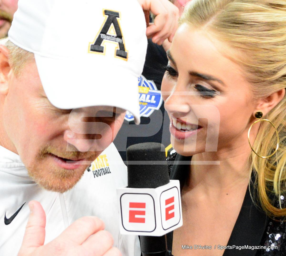 NCAA Football; Appalachian State 43 vs. Middle Tennessee 13 - Photo # (339)