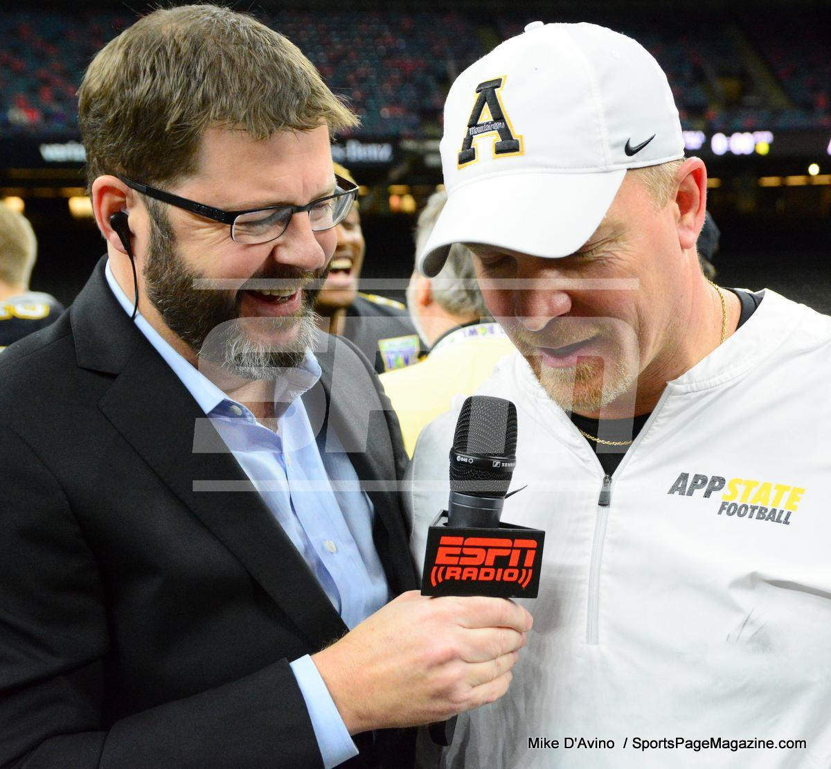 NCAA Football; Appalachian State 43 vs. Middle Tennessee 13 - Photo # (341)