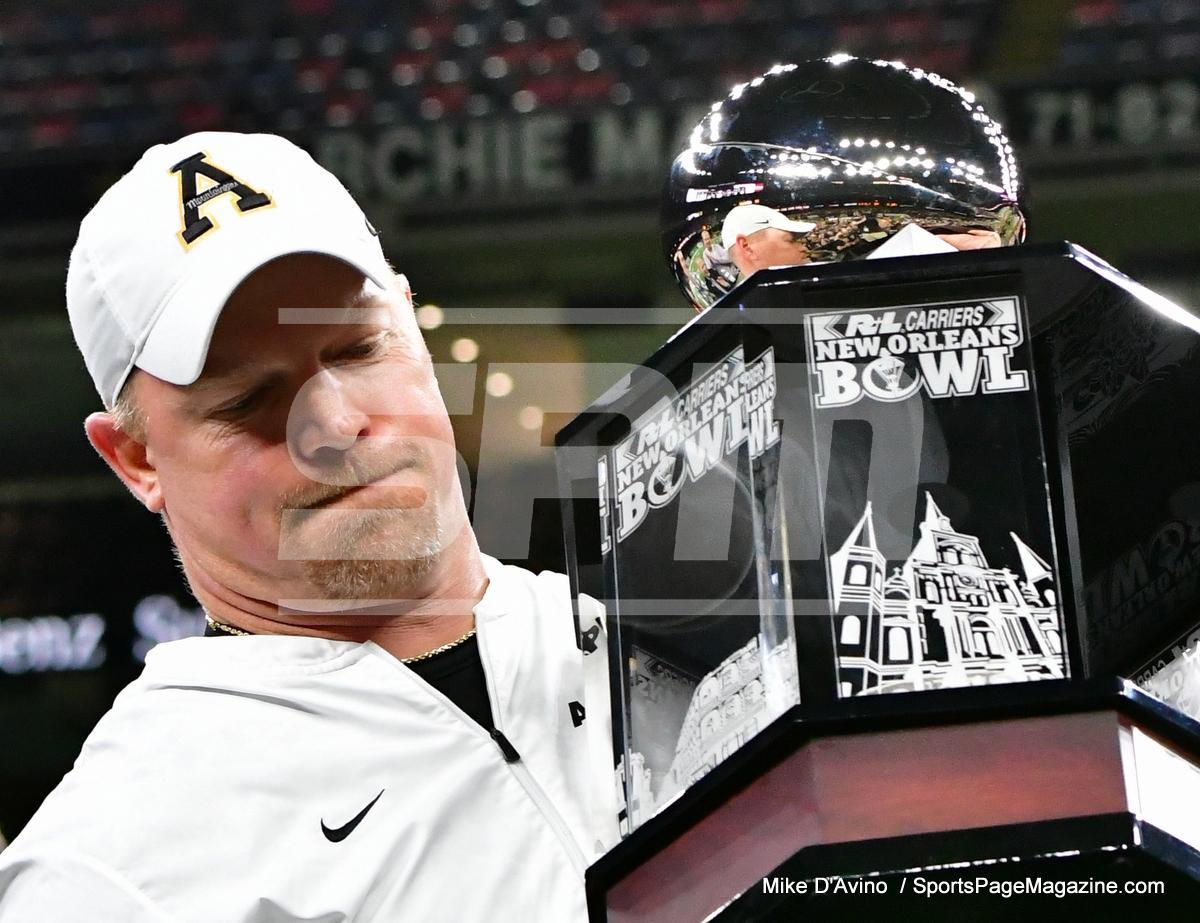 NCAA Football; Appalachian State 43 vs. Middle Tennessee 13 - Photo # (359)