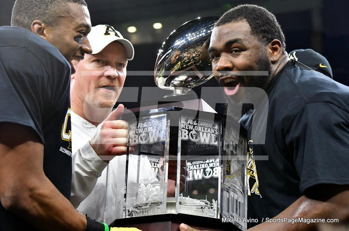 NCAA Football; Appalachian State 43 vs. Middle Tennessee 13 - Photo # (372)