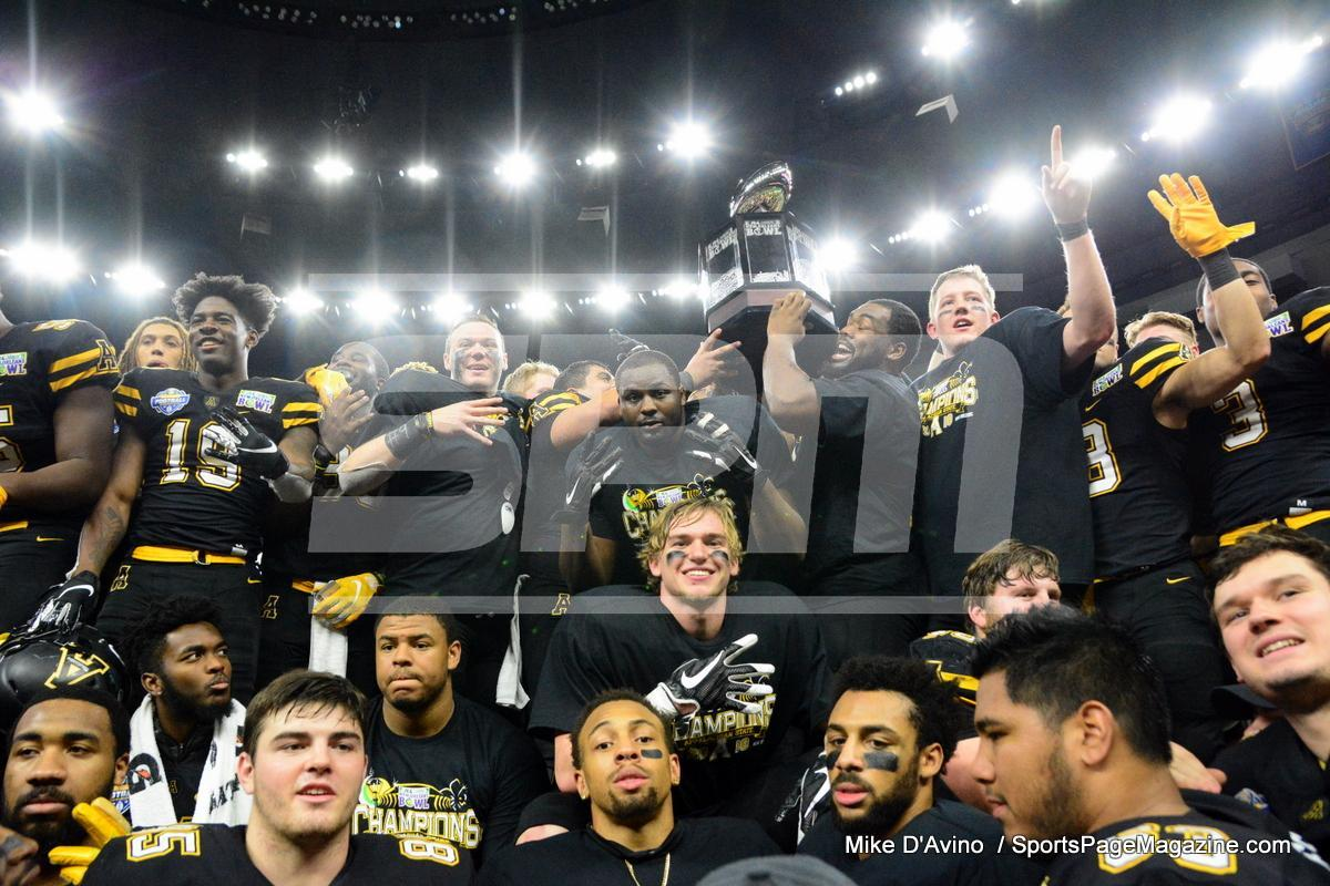 NCAA Football; Appalachian State 43 vs. Middle Tennessee 13 - Photo # (377)