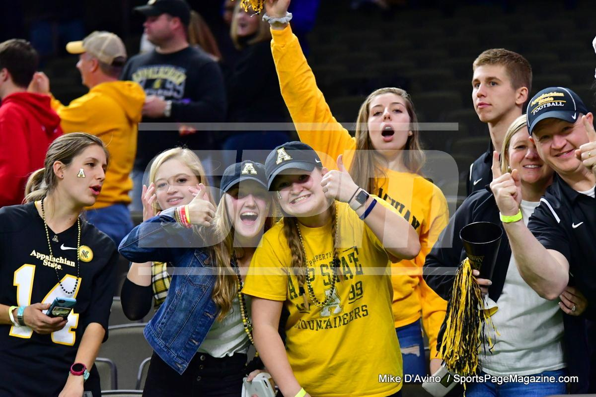 NCAA Football; Appalachian State 43 vs. Middle Tennessee 13 - Photo # (385)