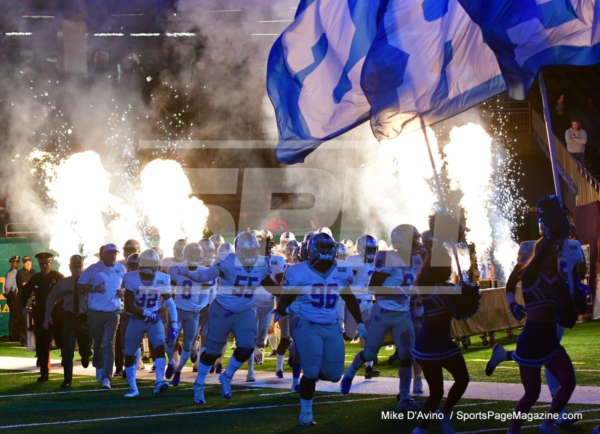 NCAA Football; Appalachian State 43 vs. Middle Tennessee 13 - Photo # (39)