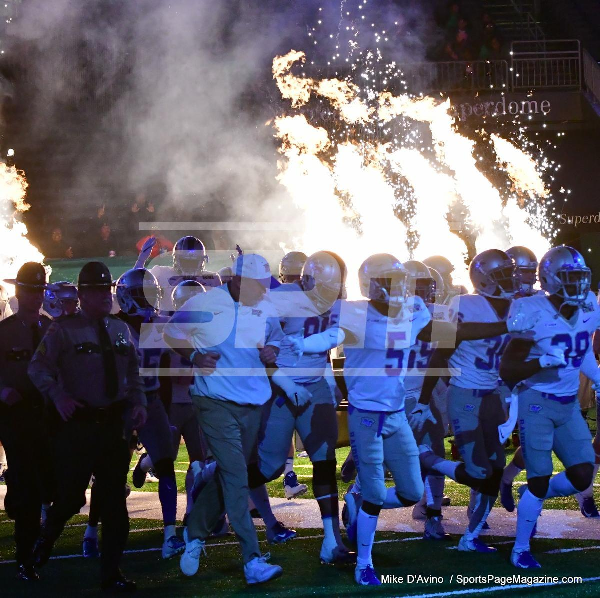 NCAA Football; Appalachian State 43 vs. Middle Tennessee 13 - Photo # (41)
