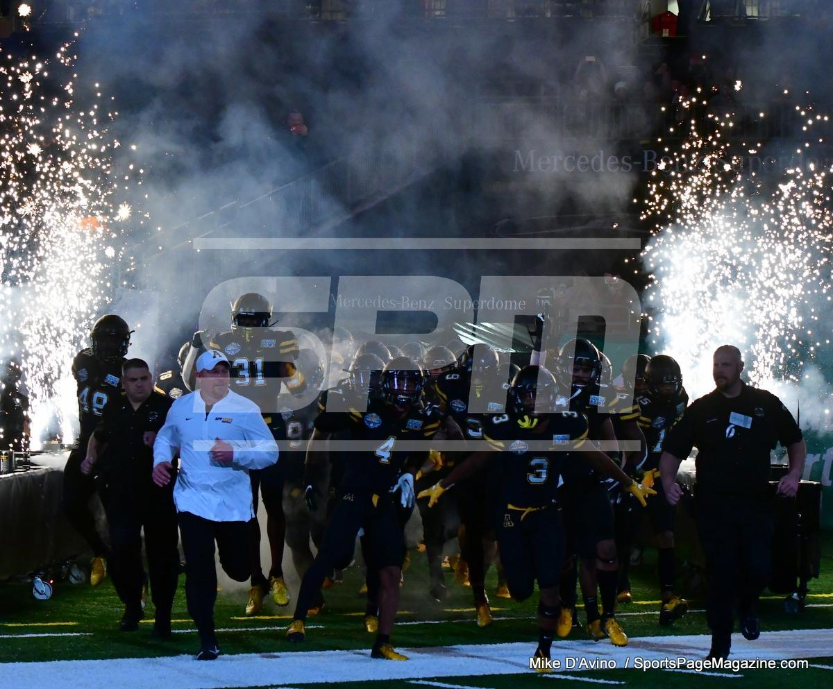 NCAA Football; Appalachian State 43 vs. Middle Tennessee 13 - Photo # (44)