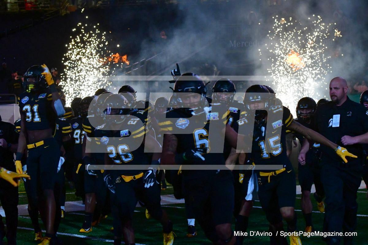 NCAA Football; Appalachian State 43 vs. Middle Tennessee 13 - Photo # (45)