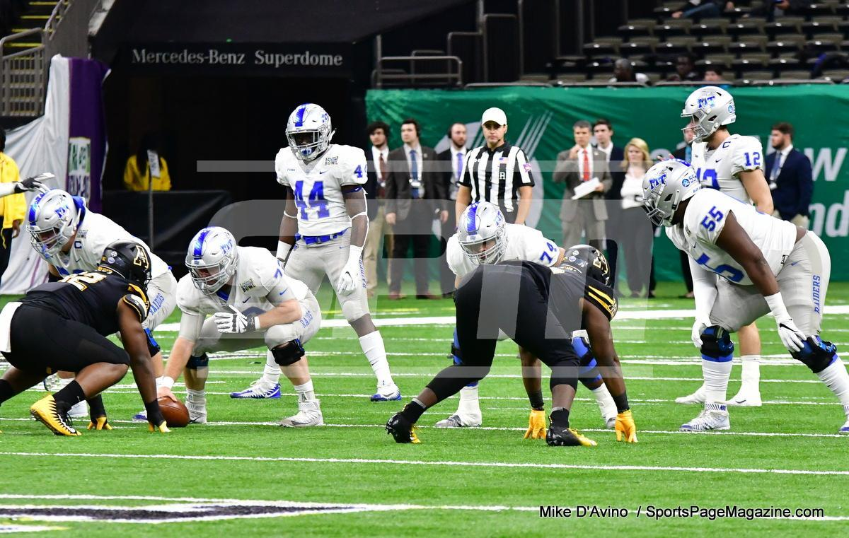 NCAA Football; Appalachian State 43 vs. Middle Tennessee 13 - Photo # (54)