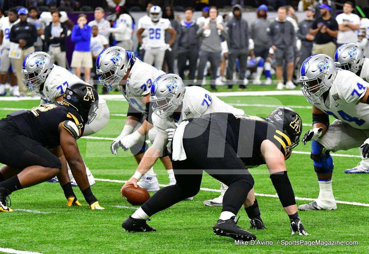 NCAA Football; Appalachian State 43 vs. Middle Tennessee 13 - Photo # (62)