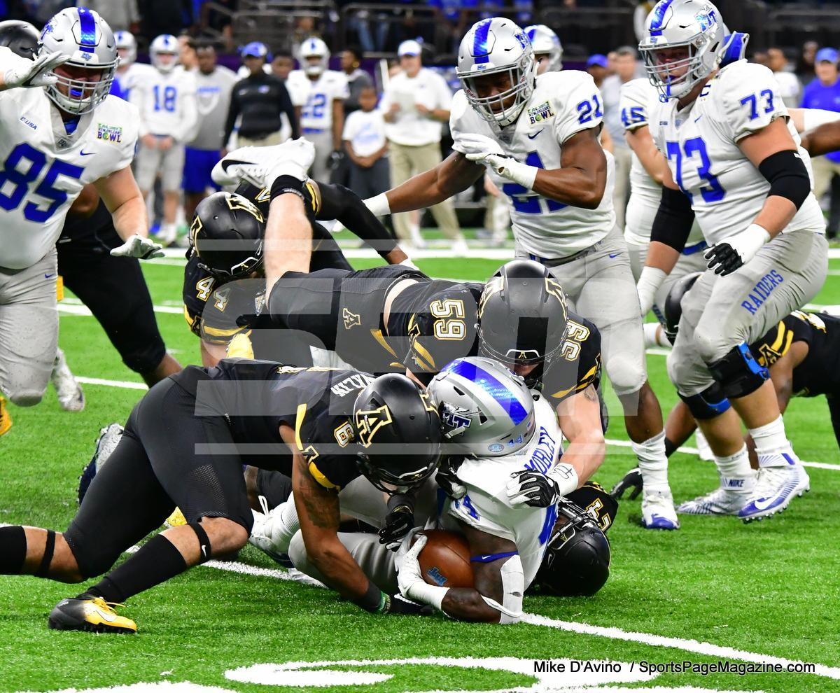 NCAA Football; Appalachian State 43 vs. Middle Tennessee 13 - Photo # (66)