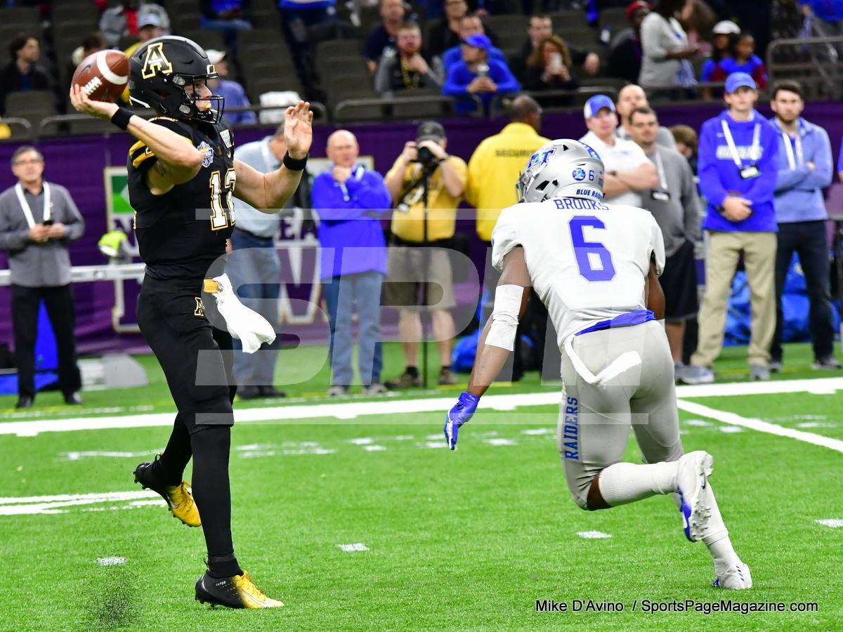 NCAA Football; Appalachian State 43 vs. Middle Tennessee 13 - Photo # (68)