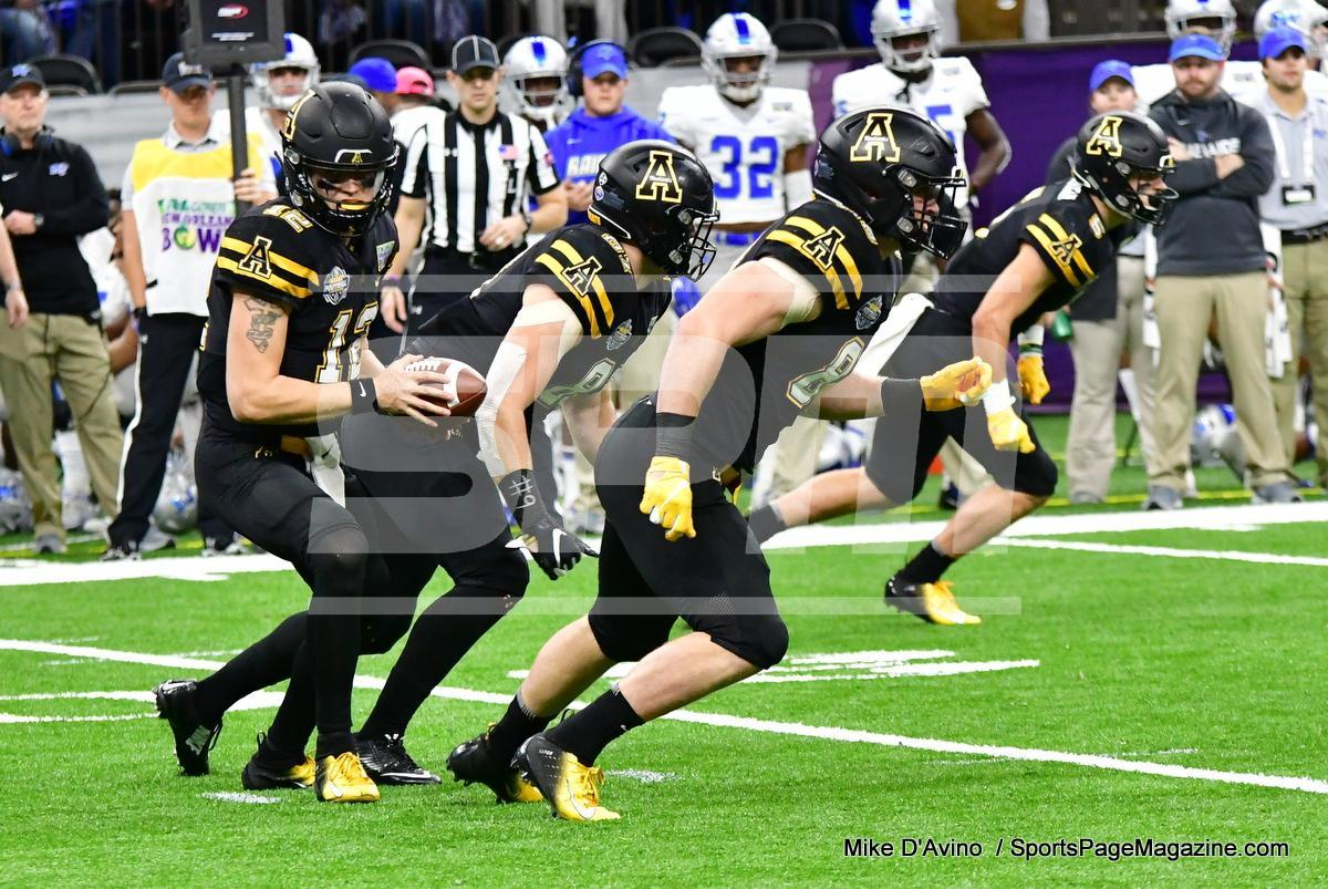 NCAA Football; Appalachian State 43 vs. Middle Tennessee 13 - Photo # (69)