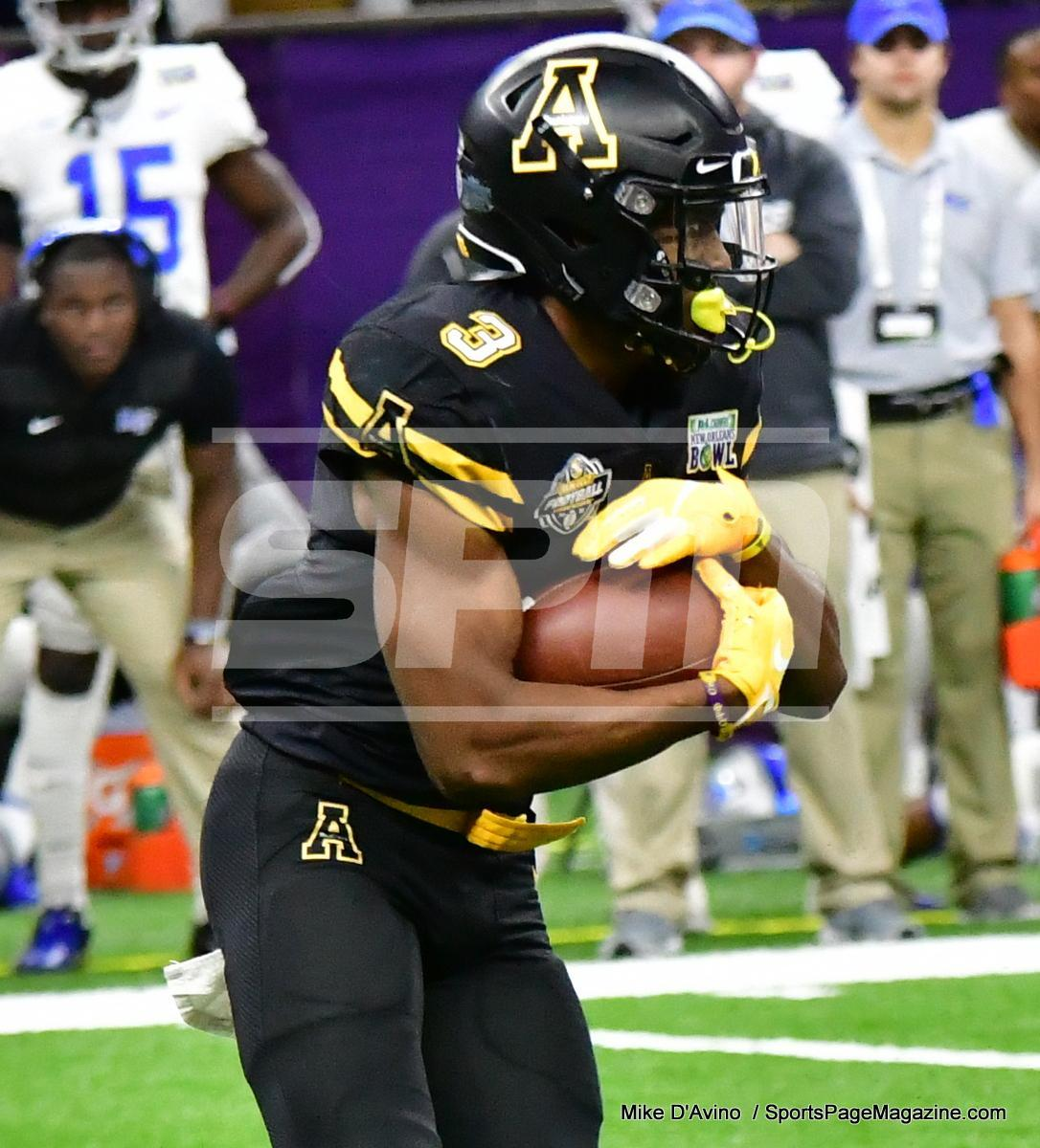 NCAA Football; Appalachian State 43 vs. Middle Tennessee 13 - Photo # (71)