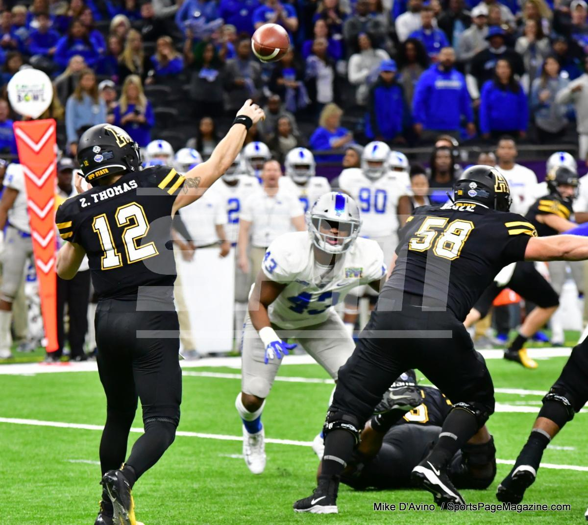 NCAA Football; Appalachian State 43 vs. Middle Tennessee 13 - Photo # (75)