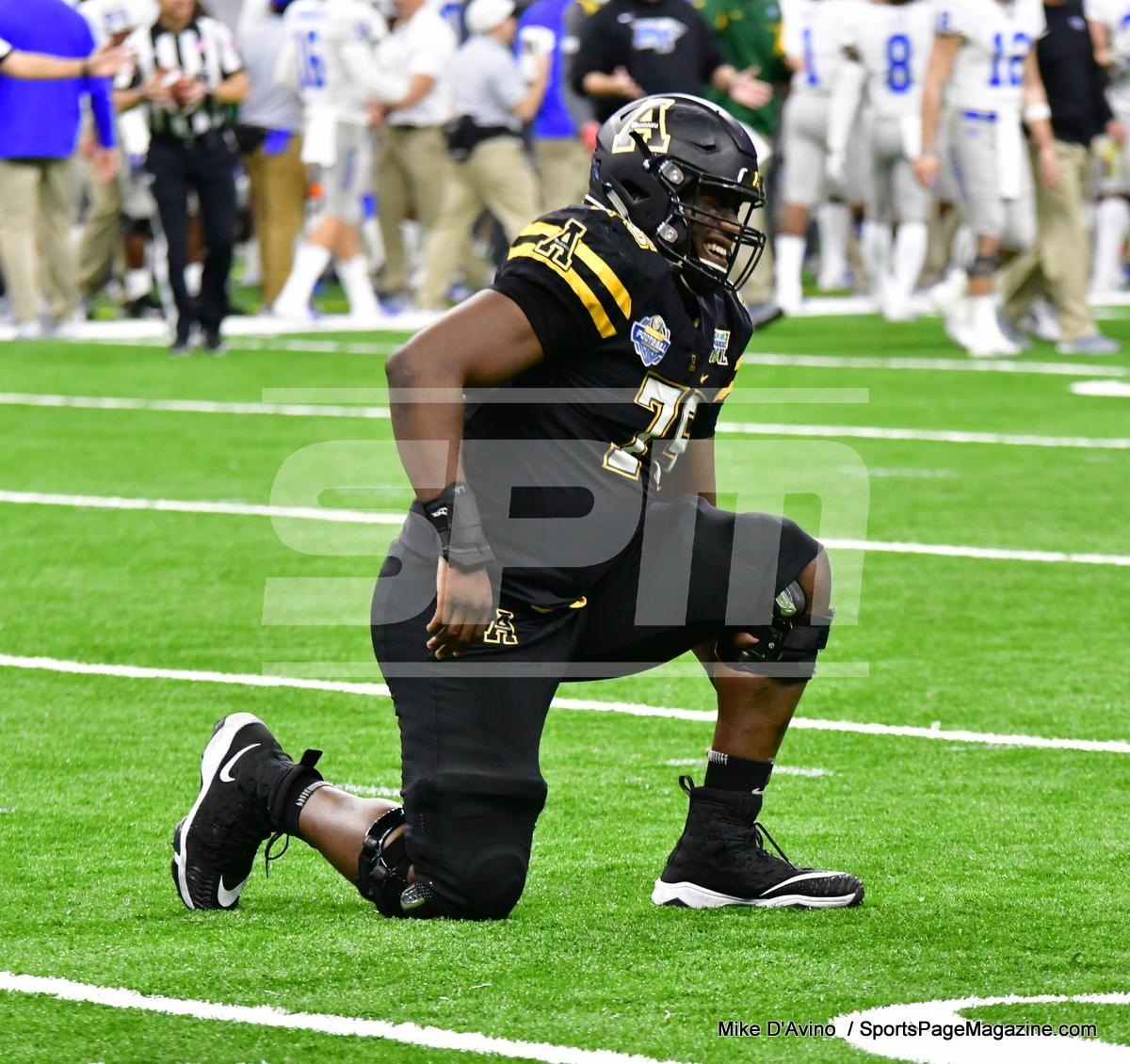 NCAA Football; Appalachian State 43 vs. Middle Tennessee 13 - Photo # (76)
