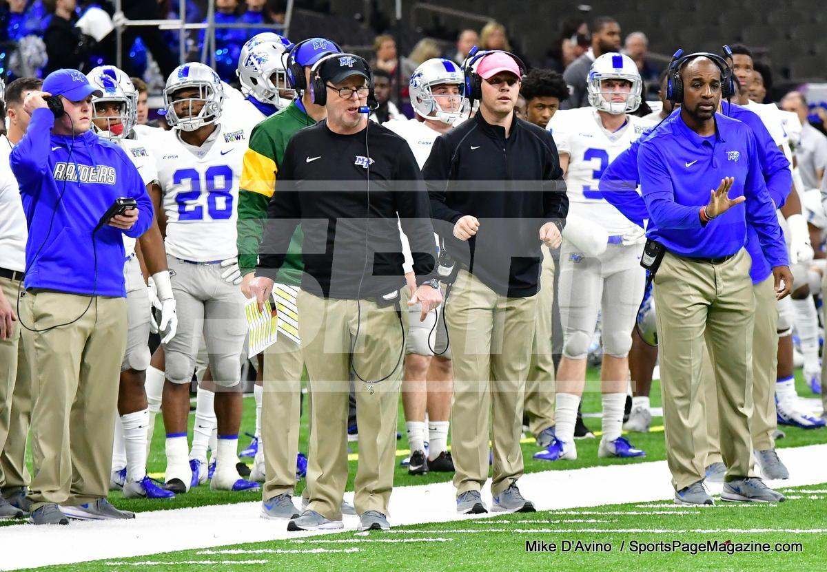 NCAA Football; Appalachian State 43 vs. Middle Tennessee 13 - Photo # (88)