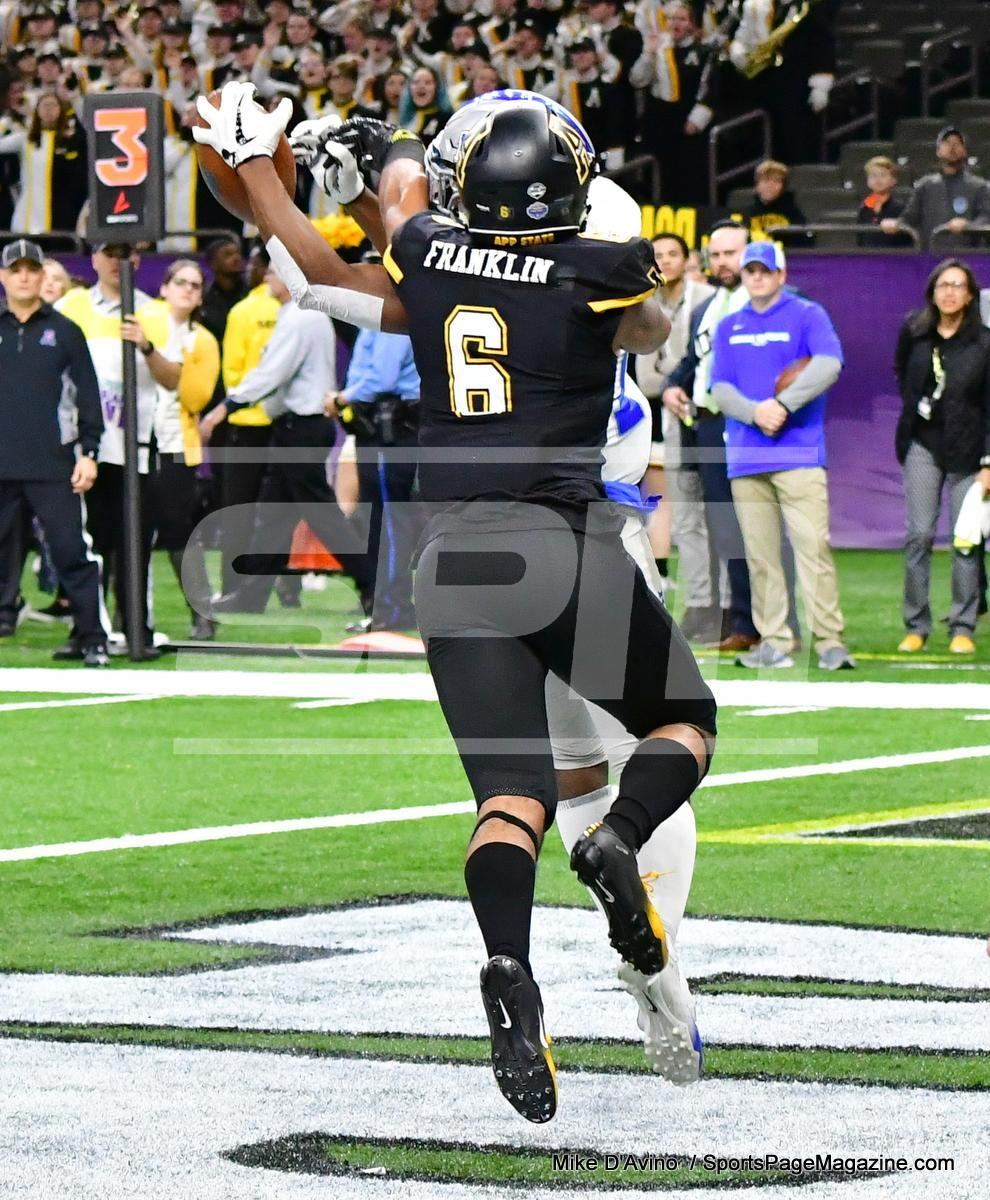 NCAA Football; Appalachian State 43 vs. Middle Tennessee 13 - Photo # (91)