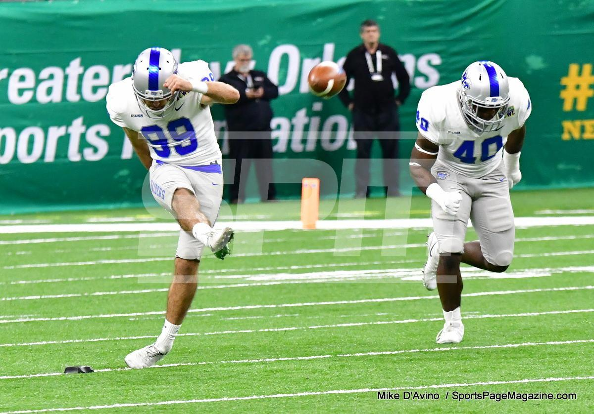NCAA Football; Appalachian State 43 vs. Middle Tennessee 13 - Photo # (95)
