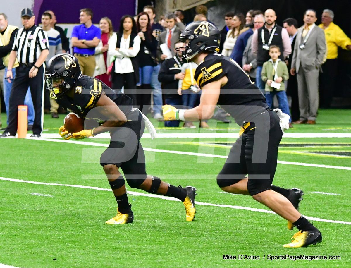 NCAA Football; Appalachian State 43 vs. Middle Tennessee 13 - Photo # (96)