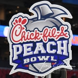 NCAA Football - Peach Bowl - #12 UCF 34 vs. #7 Auburn 27 - A Little More (0)