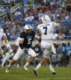 NCAA Football: The Citadel Bulldogs 19 vs Furman Paladines 14