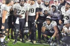 NCAA GALLERY BAD BOY MOWERS GASPARILLA BOWL UCF 48 VS MARSHALL 25