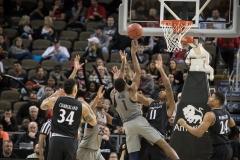 NCAA Mens Basketball - (11) Cincinnati 77 vs Connecticut 52