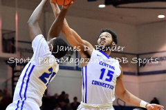 NCAA Mens Basketball CCSU 69 vs. ST Francis 80