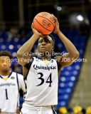 NCAA Men's Basketball: Quinnipiac 68 vs. UMass 66