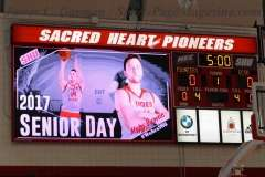 NCAA Men's Basketball - Sacred Heart 77 vs. CCSU 62 - Photo (2)