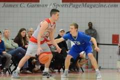 NCAA Men's Basketball - Sacred Heart 77 vs. CCSU 62 - Photo (27)