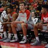 NCAA Men's Basketball - Sacred Heart 77 vs. CCSU 62 - Photo (37)