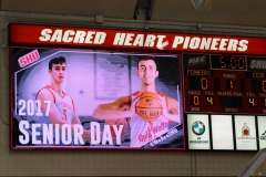 NCAA Men's Basketball - Sacred Heart 77 vs. CCSU 62 - Photo (5)