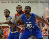NCAA Men's Basketball - Sacred Heart 77 vs. CCSU 62 - Photo (68)
