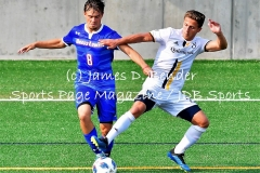 NCAA Mens Soccer: Quinnipiac 1 vs. UMass Lowel 1