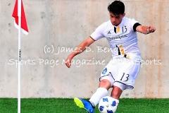 NCAA Mens Soccer: Quinnipiac 1 vs. UMass Lowel 1